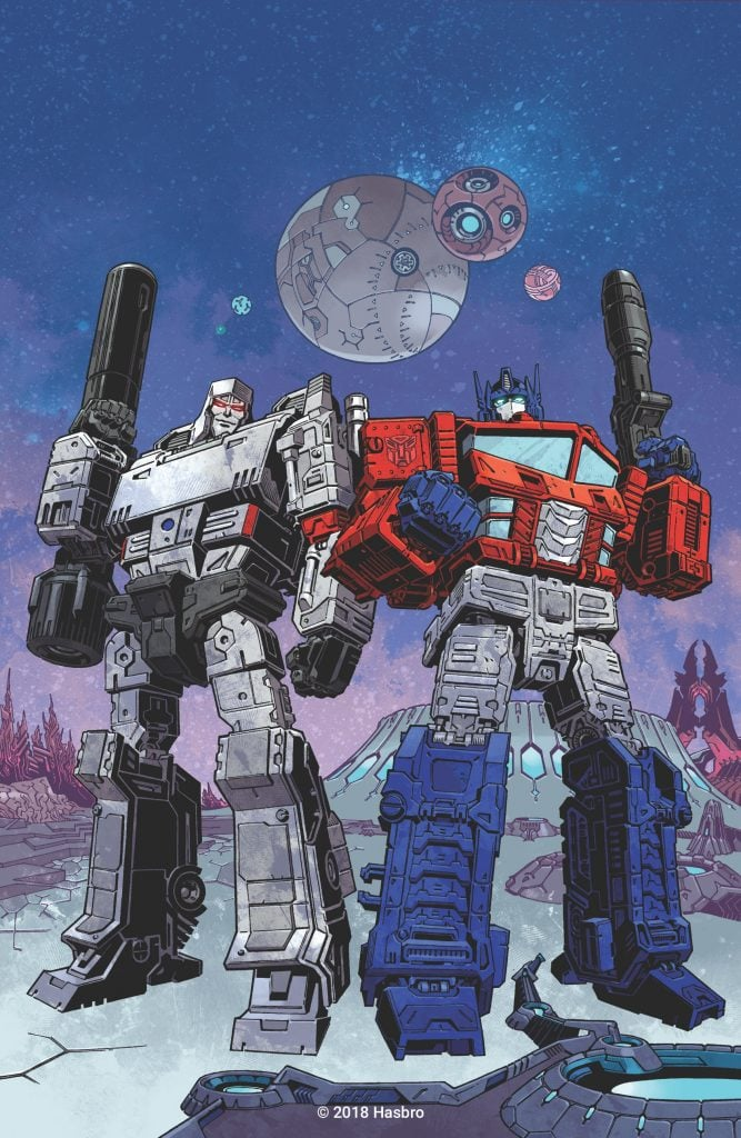 Hasbro Is Relaunching The Transformers Comics