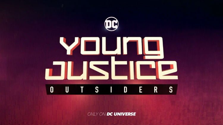 Cyborg Is Officially Coming To Young Justice: Outsiders