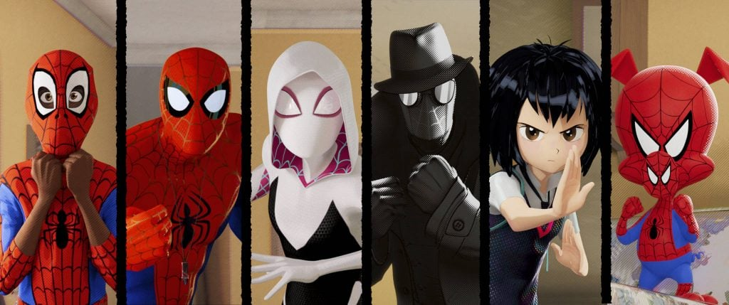 'Spider-Man: Into The Spider-Verse' TV Spin-Offs May Be In The Works From Sony