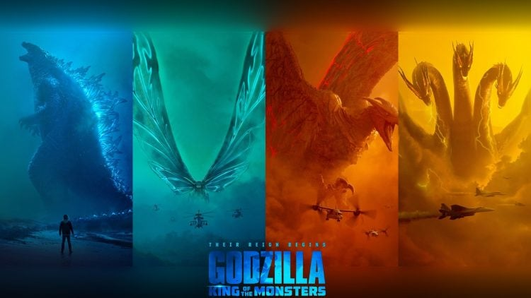 Mike Dougherty Godzilla: King Of The Monsters