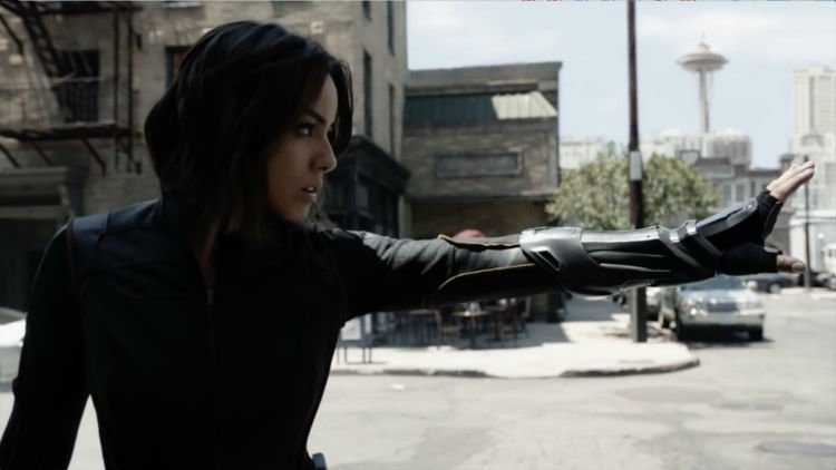 Chloe Bennet Agents Of S.H.I.E.L.D.