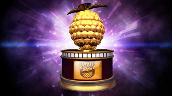 Razzies The Golden Raspberry Awards