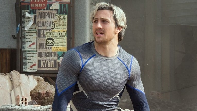 Aaron Taylor-Johnson Says Don't Get Your Hopes Up For Quicksilver Returning  To The MCU - ScienceFiction.com
