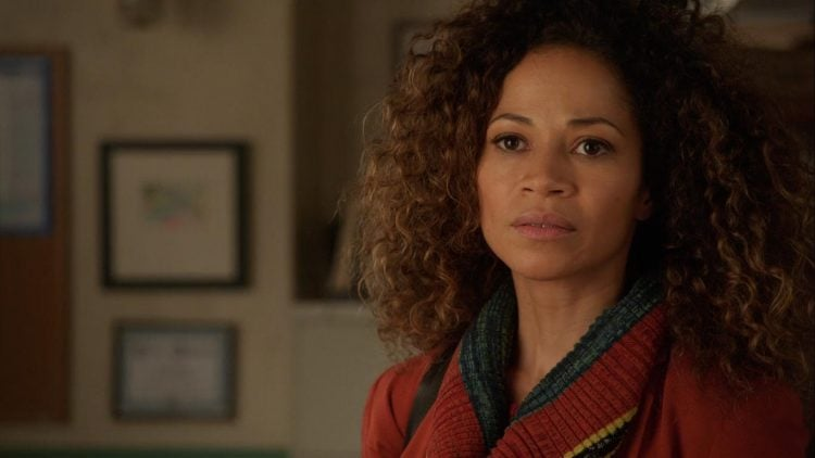 Locke & Key Sherri Saum Griffin Gluck Steven Williams