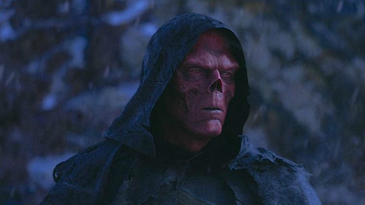 The Inclusion Of Red Skull In 'Avengers: Infinity War' Was Completely CGI!