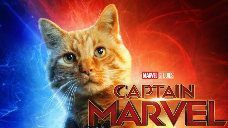 Captain Marvel Unleashes 10 Character Posters