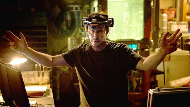 Keanu Reeves Has A New Lowest Opening Of His Career-- 'Replicas'