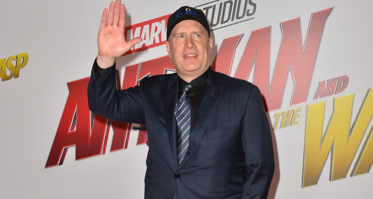 Kevin Feige comments on Disney+ superheroes
