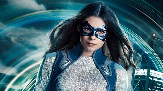 Nicole Maines Suits Up As Dreamer For Supergirl