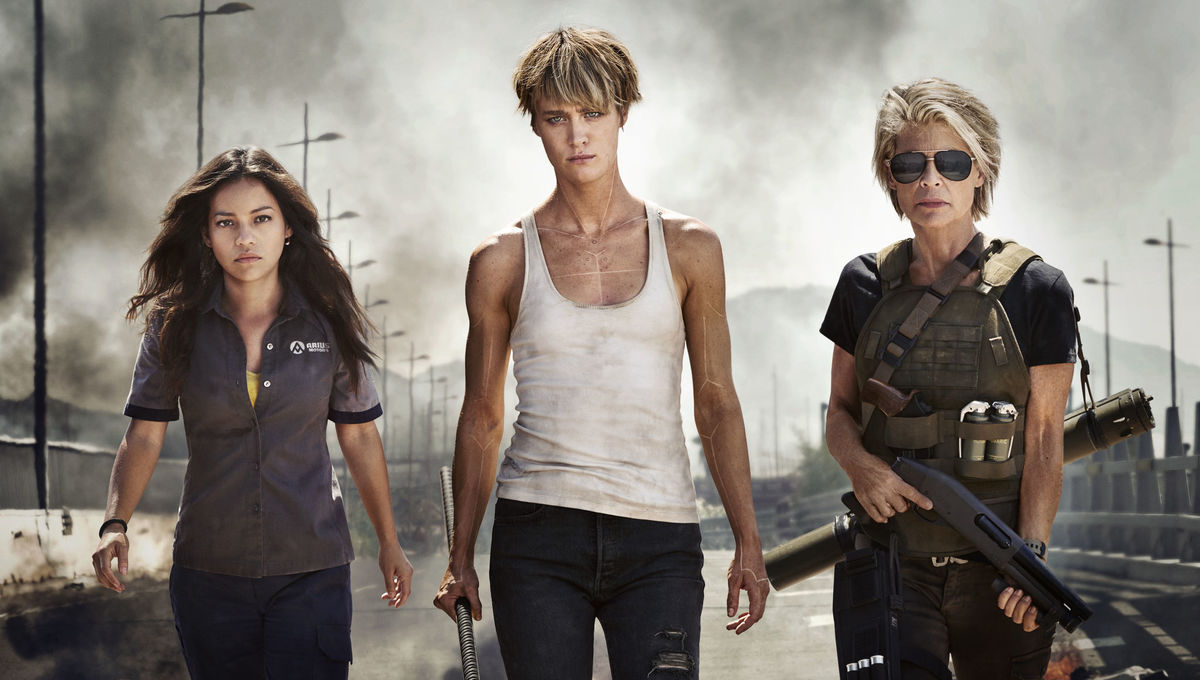 The New Terminator Film Finally Has A Title