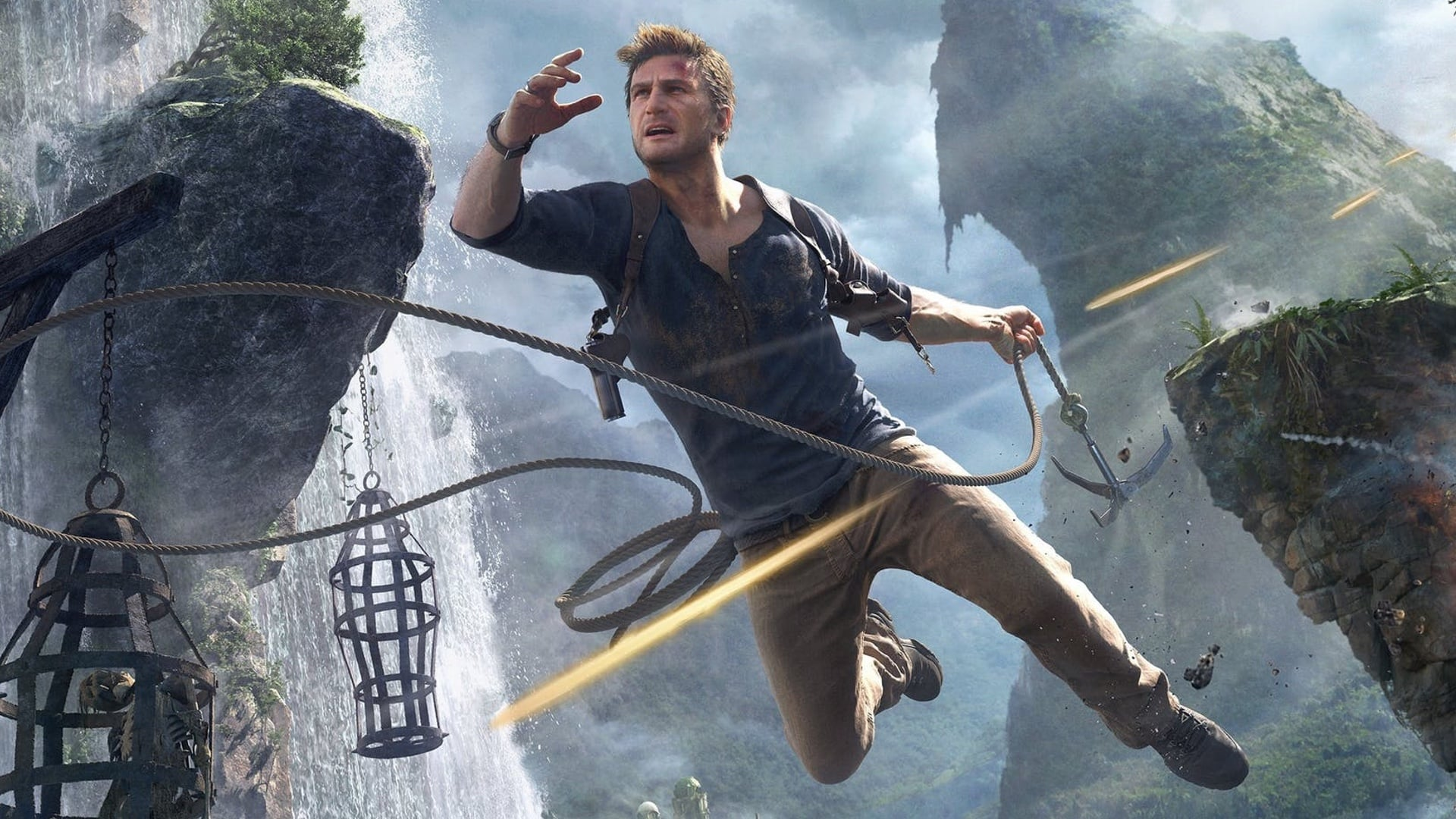 Uncharted video screen shot ; Tom Holland to star in movie