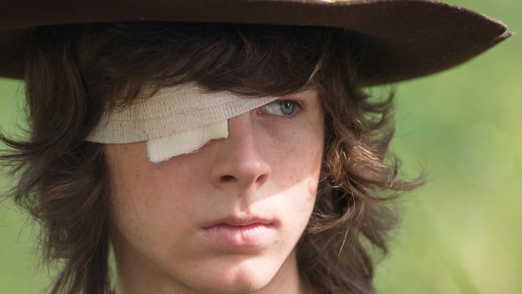 Chandler Rigg The Walking Dead