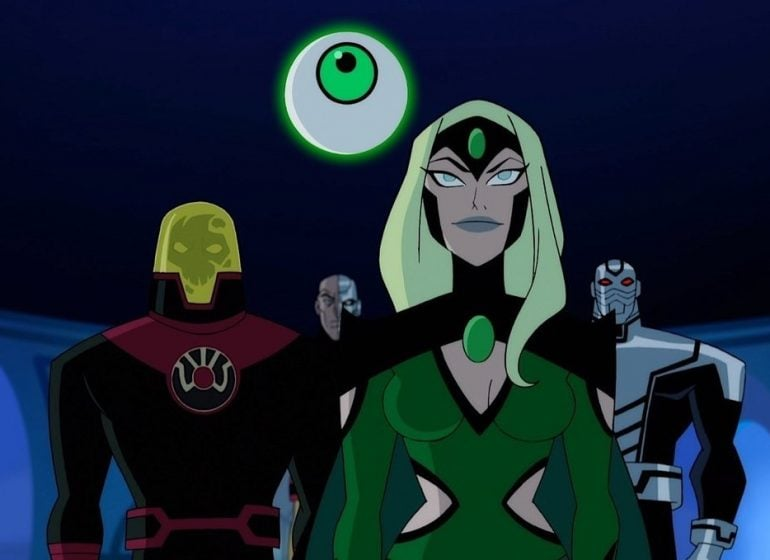 The Trailer For Justice League Vs The Fatal Five Returns To The Unlimited Universe