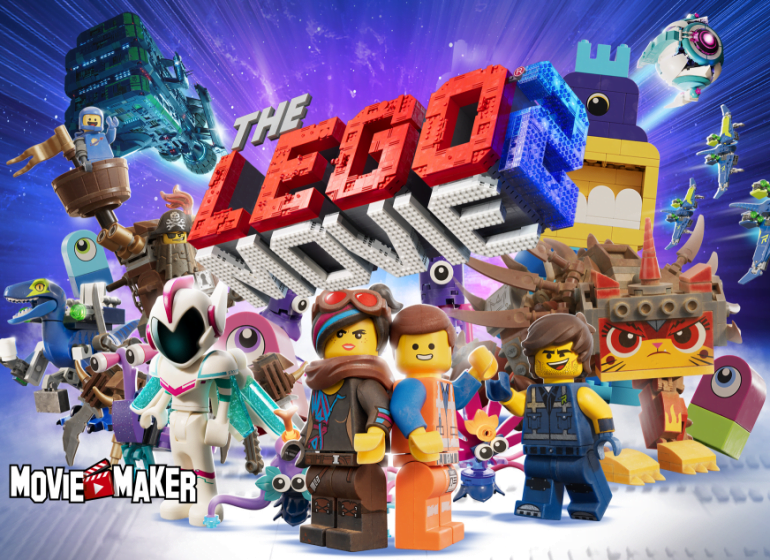 Movie Review The Lego Movie 2 The Second Part