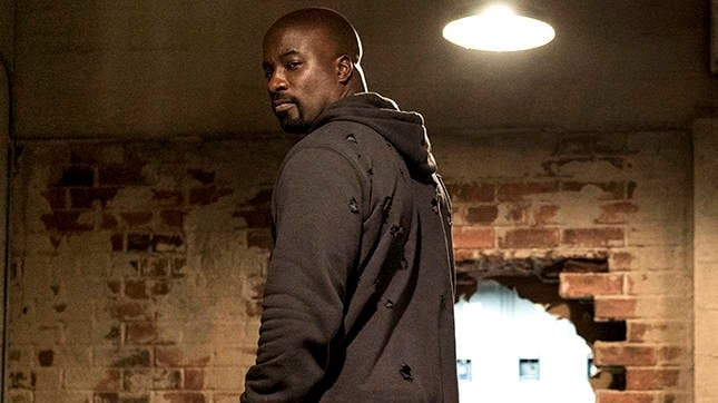 Mike Colter Evil