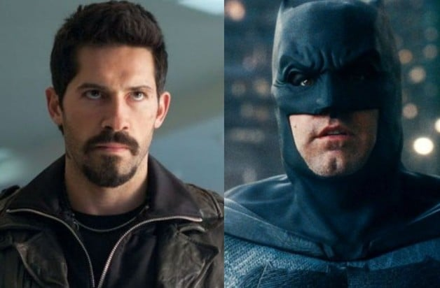 Scott Adkins Batman