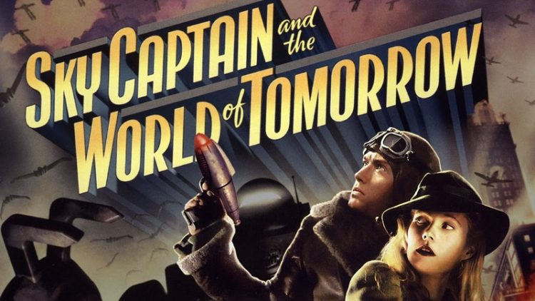 Throwback Thursday Sky Captain And The World Of Tomorrow