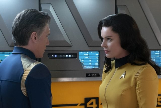 Star Trek Discovery An Obol For Charon