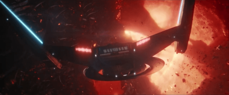 TV Review Star Trek Discovery An Obol For Charon