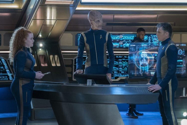TV Review: 'Star Trek Discovery - Light and Shadows' (Season 2, Episode 7)