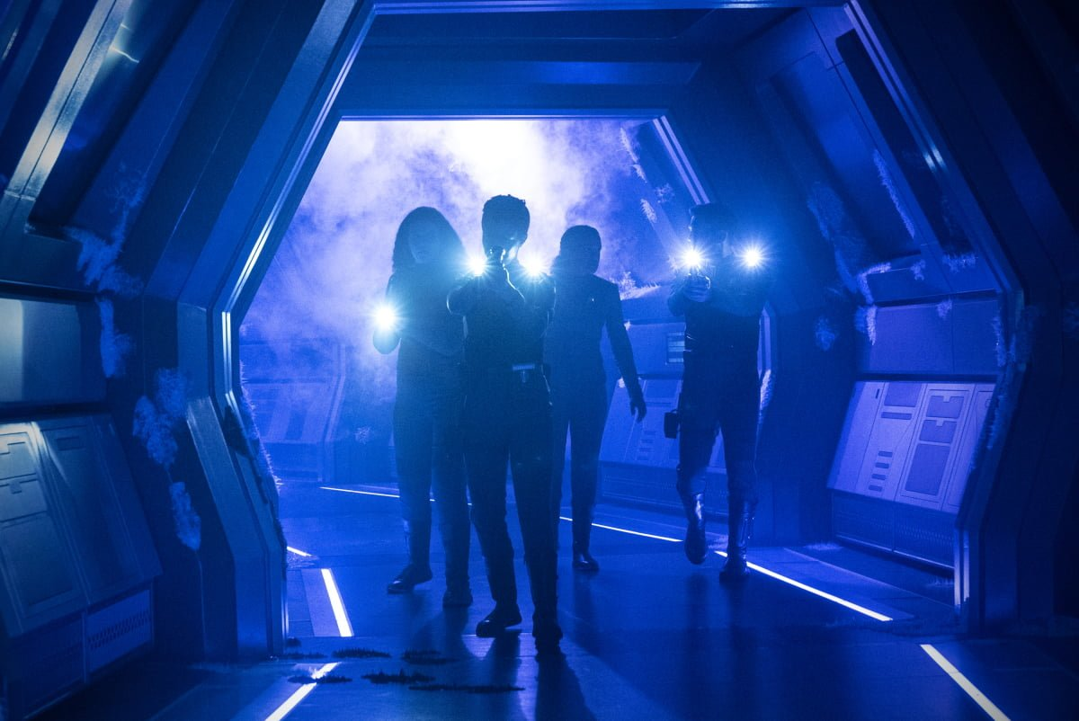 TV Review Star Trek Discovery Saints Of Imperfection