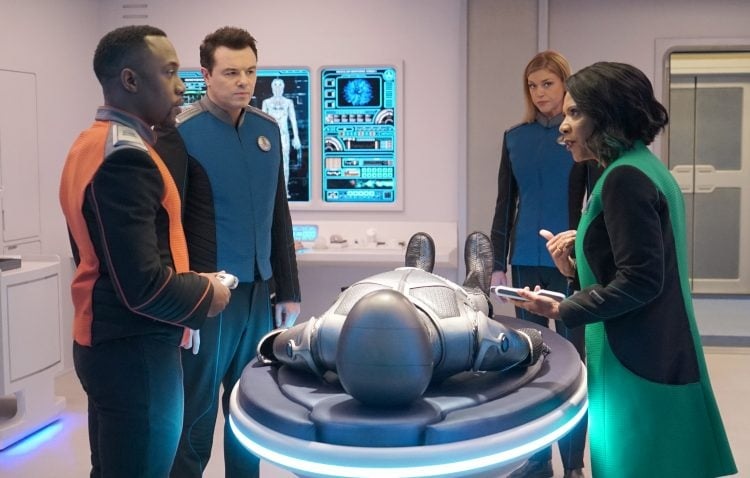 The Orville: Identity, Part 1