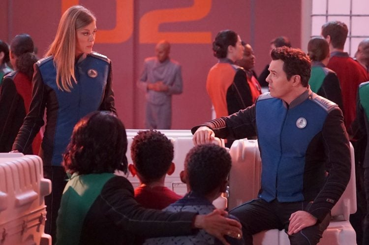 The Orville  Identity, Part 2