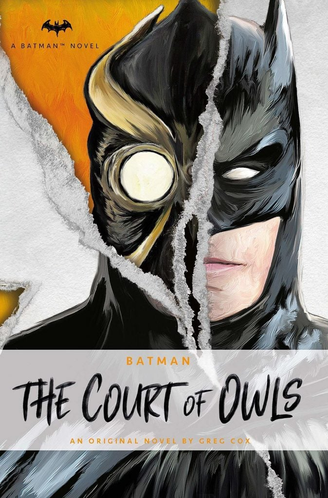 Book Review Batman: The Court Of Owls By Greg Cox