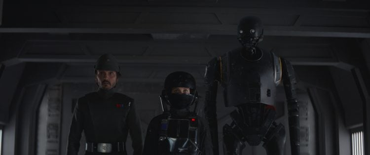 Alan Tudyk K-2SO 'Rogue One Prequel Series