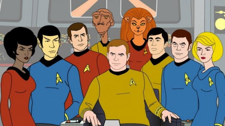 Animated Star Trek Series Is Coming To Nickelodeo