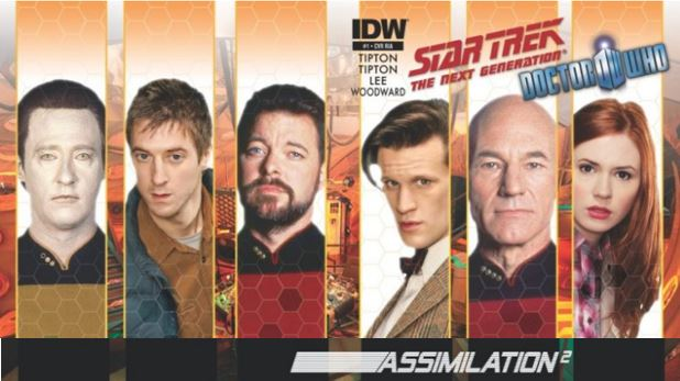 star trek the next generation doctor who assimilation
