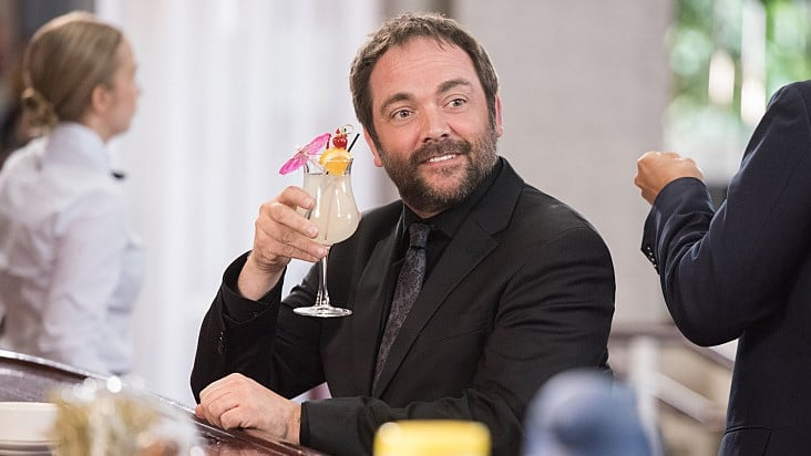 Mark Sheppard Doom Patrol