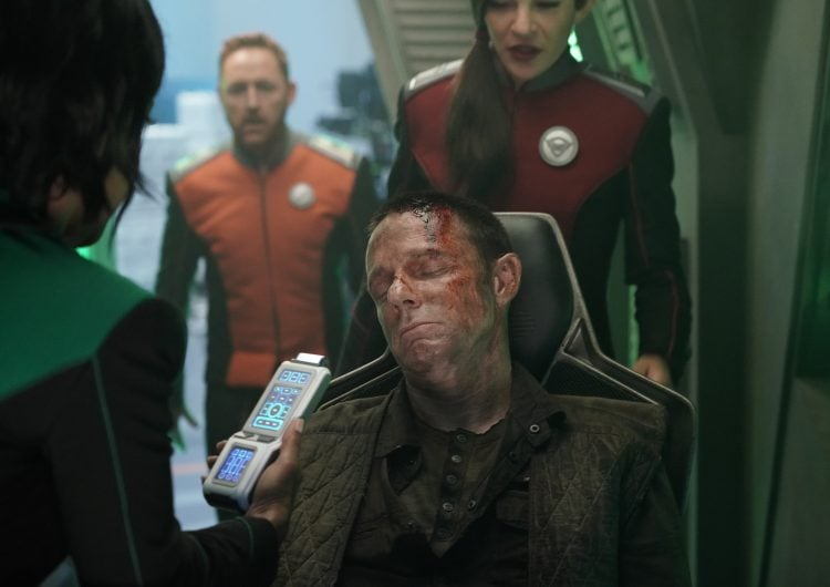 TV Review The Orville Blood of Patriots
