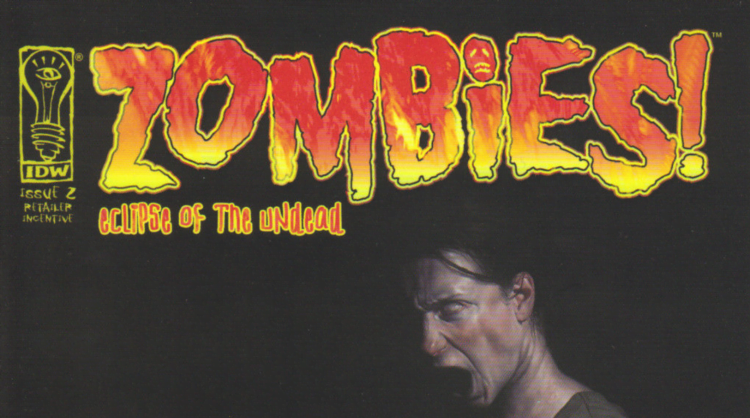 Comic Archive Zombies! Eclipse of the Undead