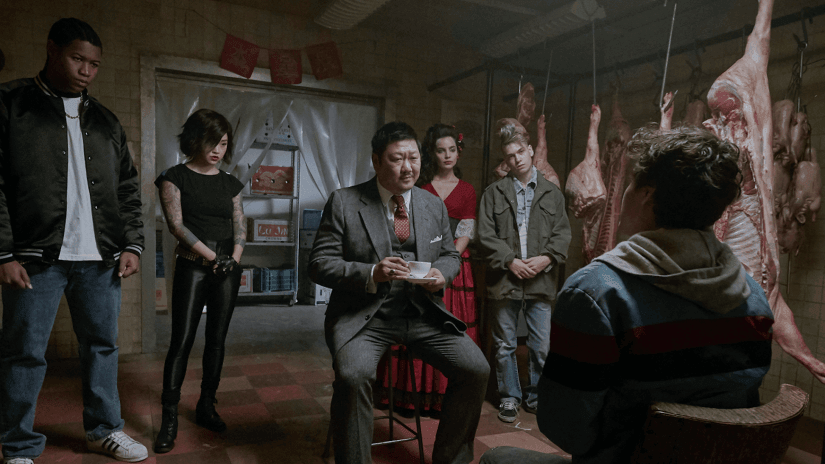deadly class the clampdown
