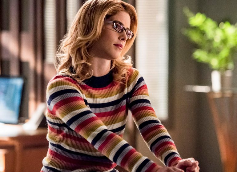 Arrow Emily Brick Felicity