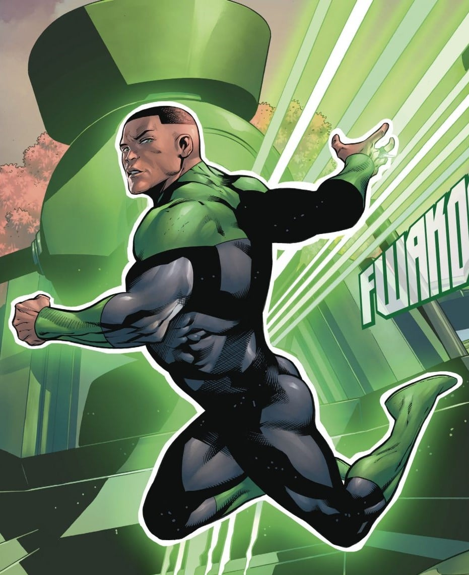 Ricky Whittle Wants To Play John Stewart Or Simon Baz In Green Lantern Corps Sciencefiction Com