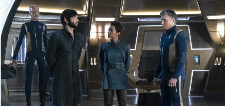 star trek: discovery if memory serves