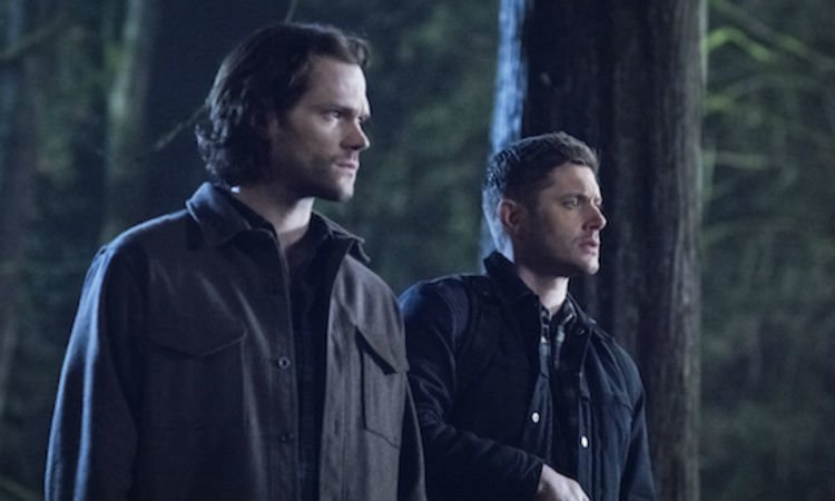 supernatural dont go into the woods