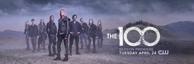 The CW Renews 'The 100' For a Seventh Season