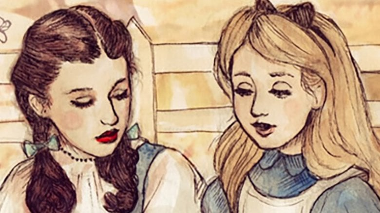 Netflix Hires A Writer For Dorothy And Alice About... Well, You Know...