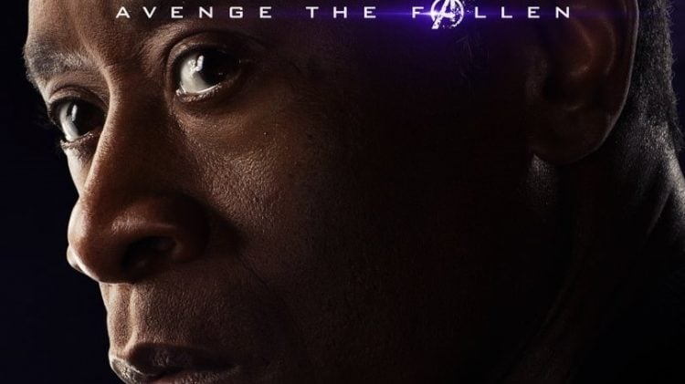 'Avengers: Endgame' Press Conference: Don Cheadle Discusses The Literal Transformation Of Rhodey