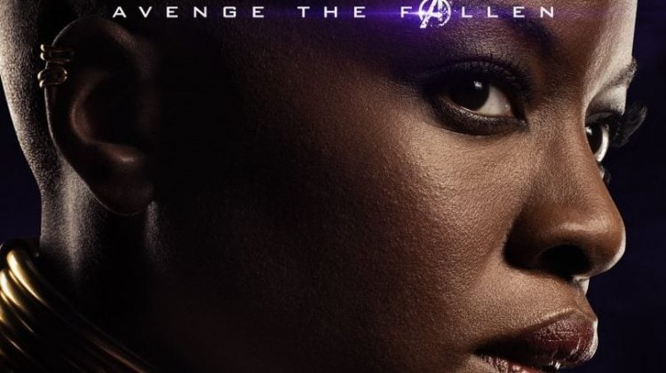 'Avengers: Endgame' Press Conference: Danai Gurira Talks The Appeal Of Okoye And Fitting Into The MCU