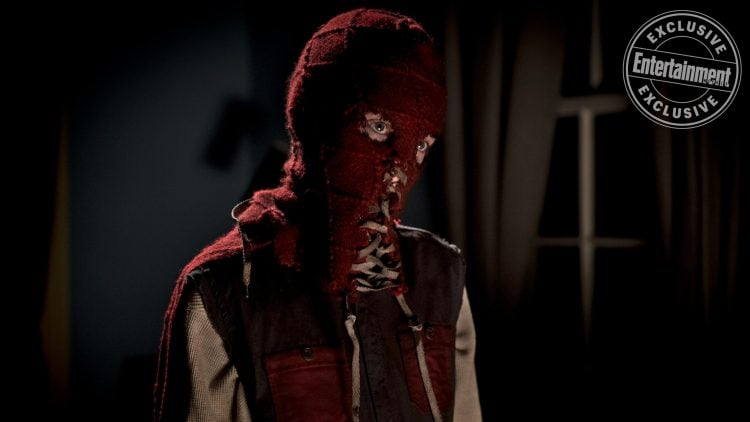 "James Gunn Says 'Brightburn' Is ""The Perfect Memorial Day Movie"" And Discusses That Creepy Mask"