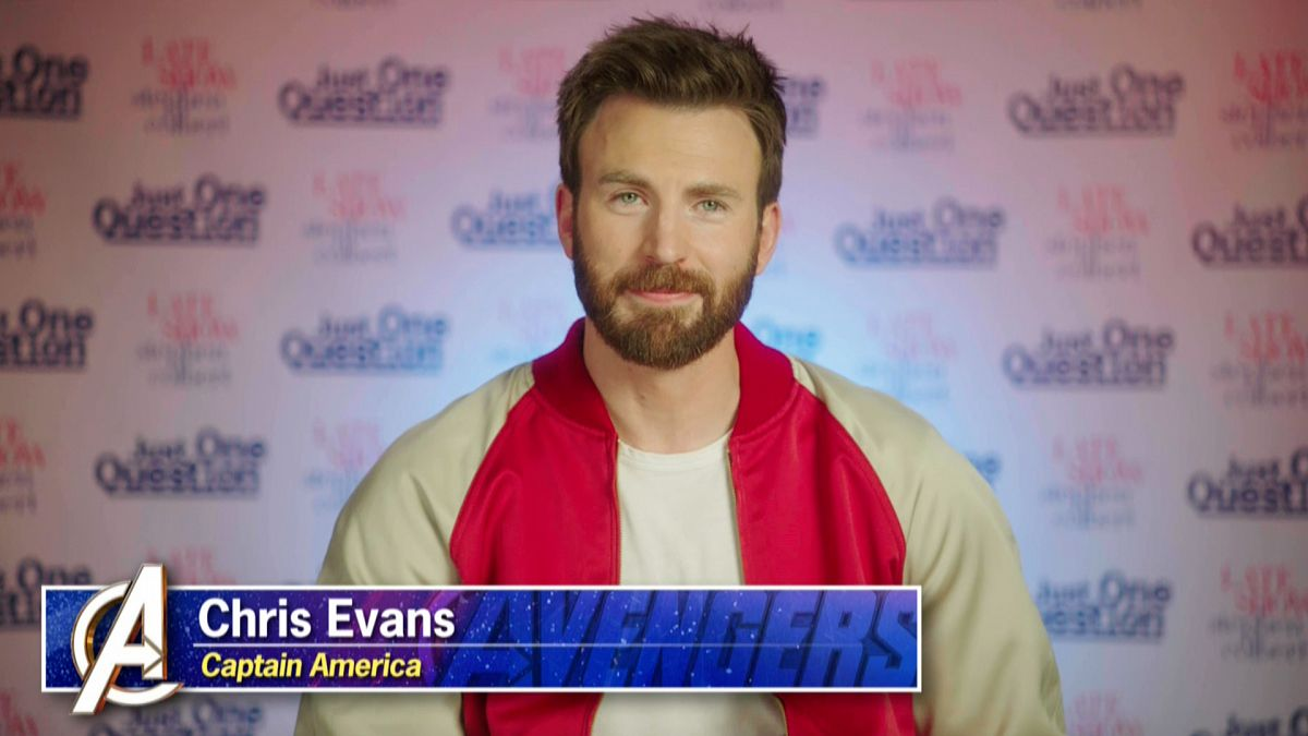 Chris Evans Accidentally Confirms An 'Avengers: Endgame' Fan Theory On 'The Late Show'