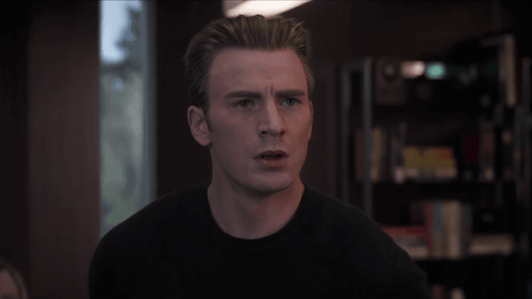 Language! Captain America Gets Blue In This Uncensored Cut Of The Most Recent Avengers: Endgame Clip