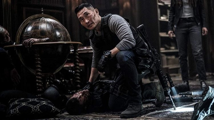 Daniel Dae Kim Discusses Getting Into Character As Ben Daimio For 'Hellboy'