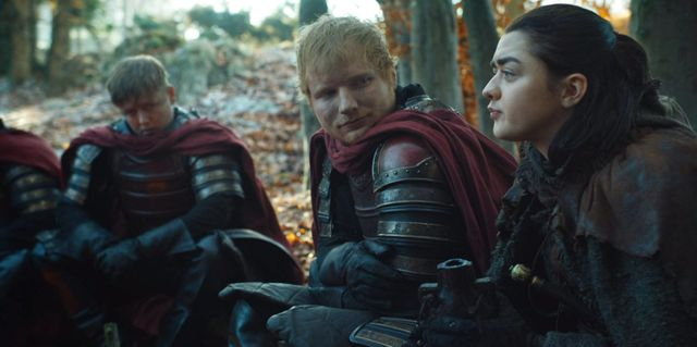 'Game Of Thrones' Has Revealed The Gruesome Fate Of Ed Sheeran's Character