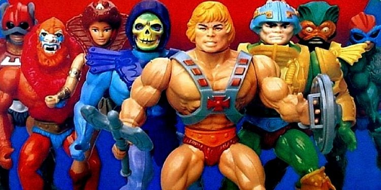 He-Man Masters Of The Universe' Movie