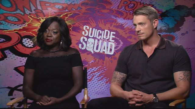 Viola Davis And Joel Kinnaman Will Also Be Back For The Suicide Squad